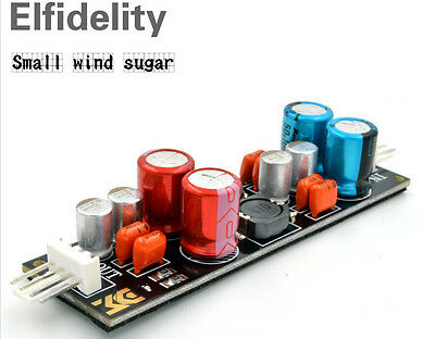 Elfidelity 4 Pin FAN Power Noise Filter for PC Isolation HiFi Power Purification