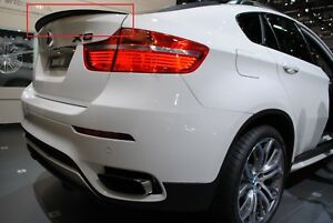 BMW-X6-E71-E72-08-14-REAR-BOOT-TRUNK-SPOILER-PERFORMANCE-LOOK-NEW-MX6-LOOK
