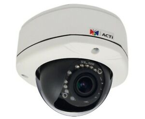 ACTi-E83A-5MP-Outdoor-Dome-D-N-Adapt-IR-Basic-WDR-Vari-focal-BRAND-NEW