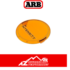 Details about ARB Intensity LED Driving Light Cover - Amber - Set of 2 -  AR09TA