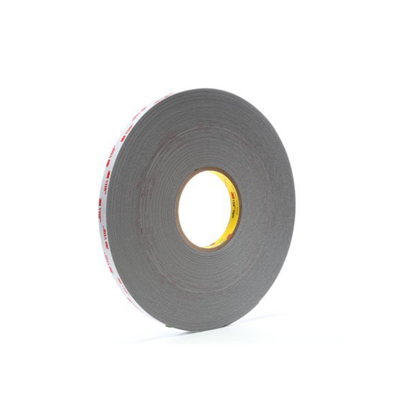 3M VHB Tape 4945 White Mounting Tape Pack of 1 1//2 in x 36 yd 45.0 mil