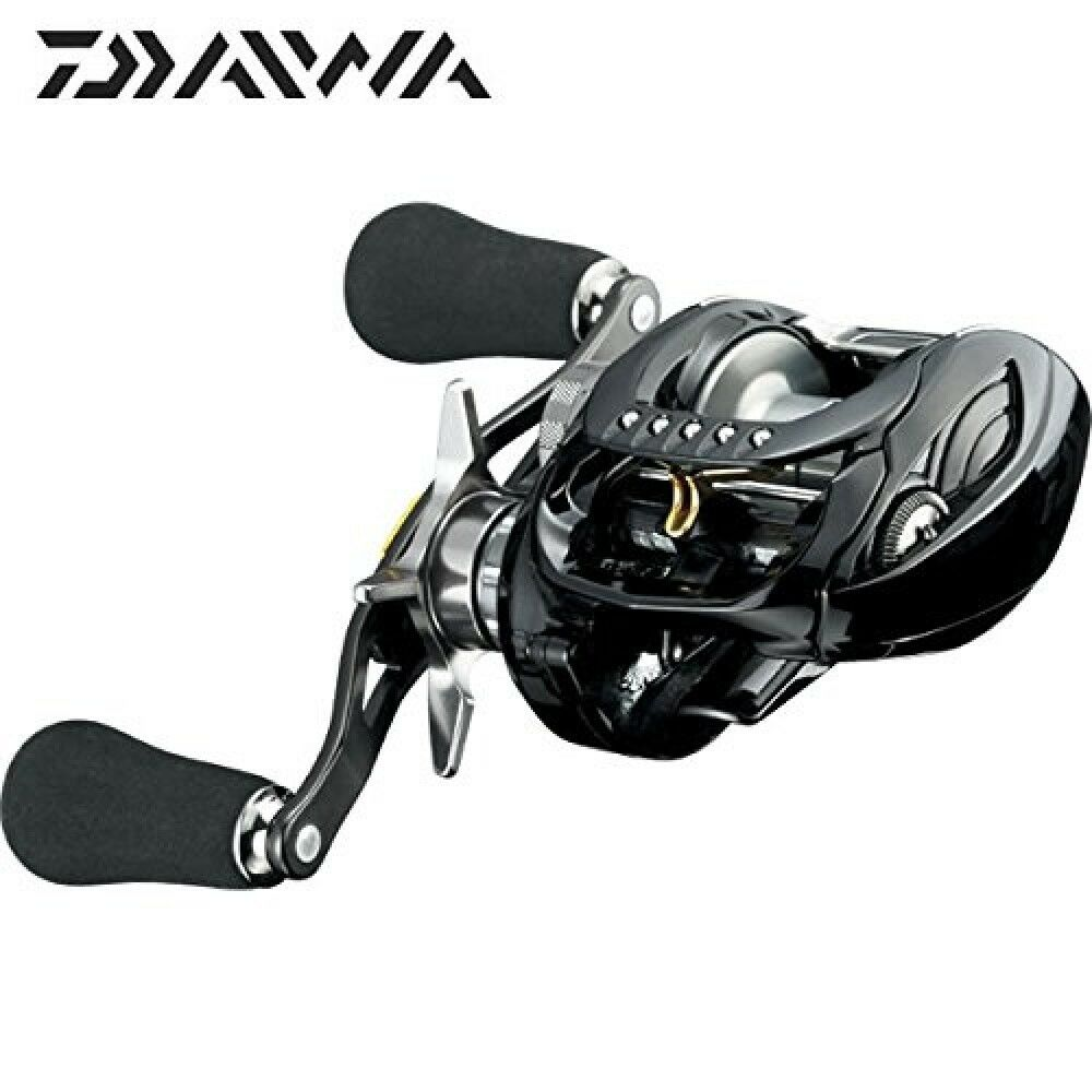 Daiwa Reel ZILLION TW HD 1520H For pesca From Japan