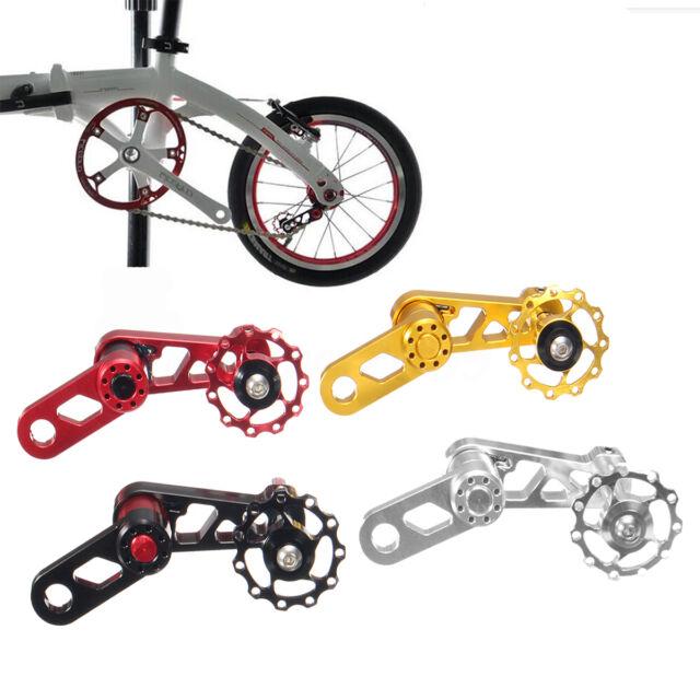 Aluminium Motorcycle Dirt Bike Bicycle Single Speed Converter Chain Tensioner