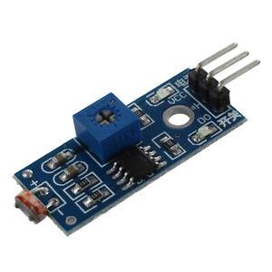 4X-Widerstands-Detektor-Modul-lichtempfindlicher-Sensor-fuer-Arduino-Robote-T4M4