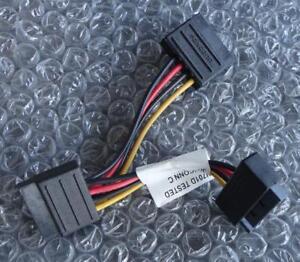 Dell-N701D-0N701D-Optiplex-Sata-Strom-Y-Splitter-Kabel-Adapter-Montage
