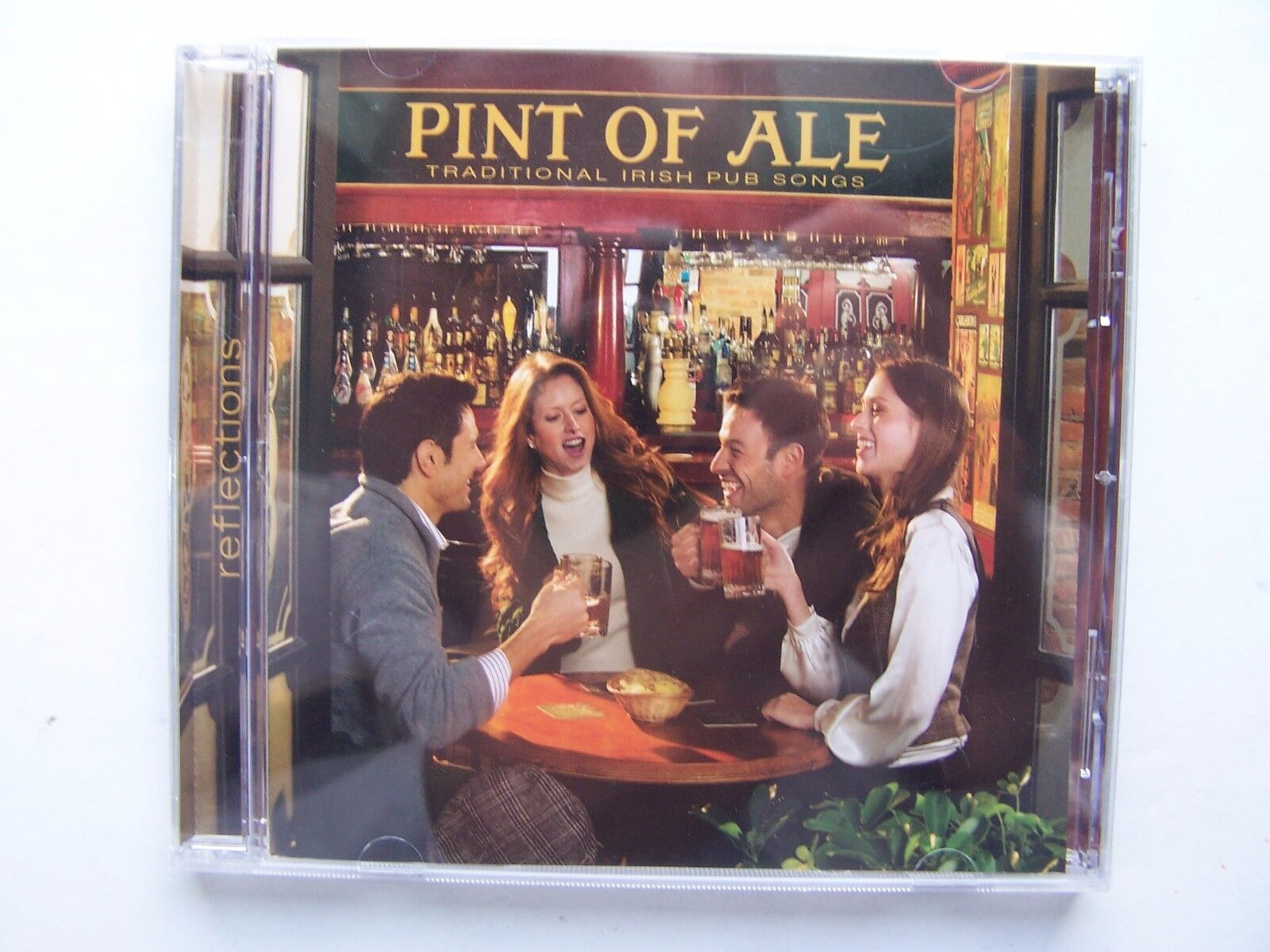 Various Artists Pint Of Ale CD New Sealed 96741001901