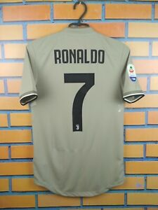 buy online 2449c 2a70a Details about Ronaldo Juventus authentic jersey XS 2019 climachill shirt  CF3526 soccer Adidas