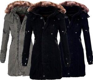 damen winter mäntel und winter jacken