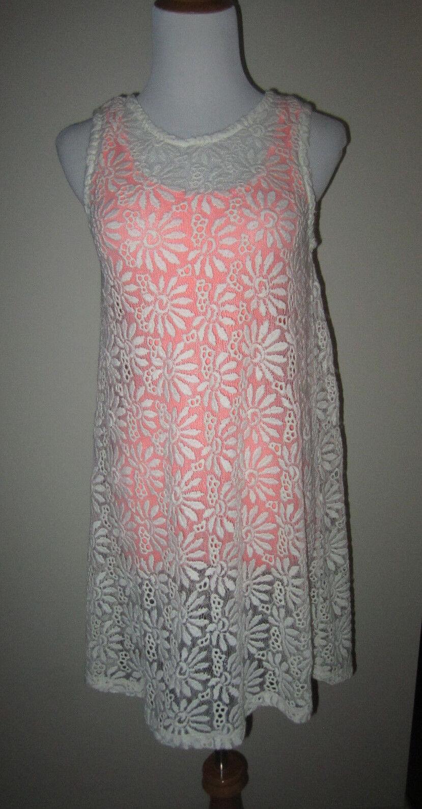 NIGHTCAP WHITE LACE DAISY LAYERING DRESS 2