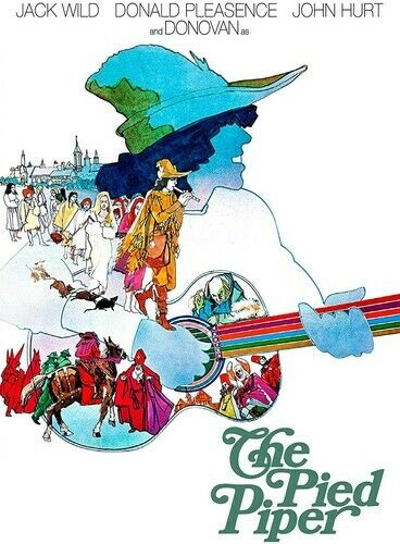 The Pied Piper (1972 Donovan) DVD NEW
