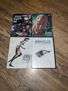 Aeon-Flux-The-Complete-Animated-Collection-and-Animated-Series-DVD-Sampler