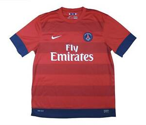 PSG 2012-13 Authentic Away Shirt (eccellente) XL soccer jersey