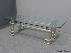 Vintage-Mid-Century-Contemporary-Chrome-Coffee-Table-in-the-Style-of-Guy-Lefevre