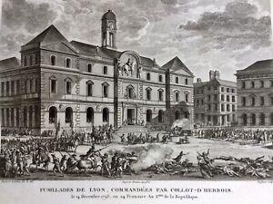 Fusillades-de-Lyon-1793-Chalier-Collot-d-Herbois-Revolution-Francaise-Macon