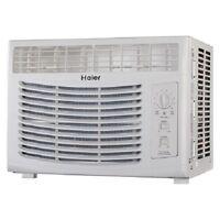 Haier 5,000 Btu Window/wall Air Conditioner 5k Hwf05xcr 9.7 Eer