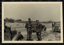 Foto-Frankreich-Panzer-Division-Kübel-sd.Kfz-Technik-Wehrmacht-2.WK-3