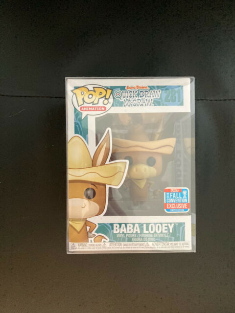 Funko Pop! Baba Looey Quick Draw McGraw #281 NYCC Exclusive