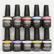 Artistic Nail Design Colour Gloss SET OF 10 Colors Gel Polish Lot Kit   SHIP 24H