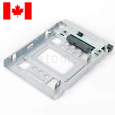 """FOXCONN 2.5/"""" HDD /> 3.5/"""" SSD Hard Drive Tray Caddy Sled for Apple Mac Pro Macpro"""