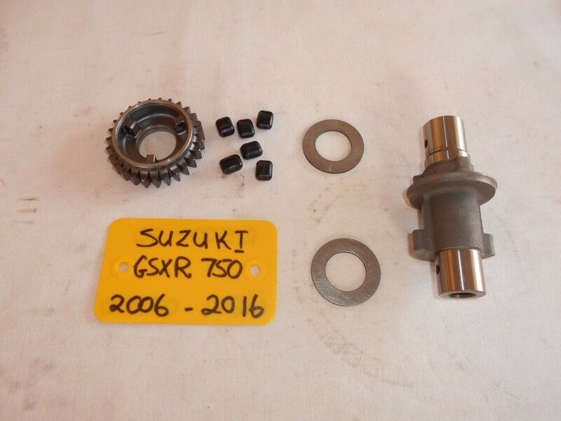SUZUKI GSXR750 CRANK BALANCER ASSEMBLY 06-16