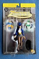 Zatanna Dc Comics Dc Direct 6 Inch Figure 2000