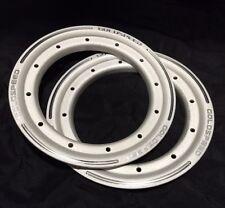 NEW - Aluminum Goldspeed 9 Inch ATV Rear Wheel Beadlock Rings /& Bolts x2