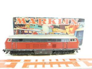 Bt61-1-Marklin-h0-ac-3075-diesellok-diesel-locomotora-216-025-7-DB-bien-embalaje-original