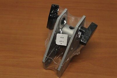 80//20 T Slot 15 Series Aluminum 90 Degree Pivot Bracket Assembly #4319 B1-01