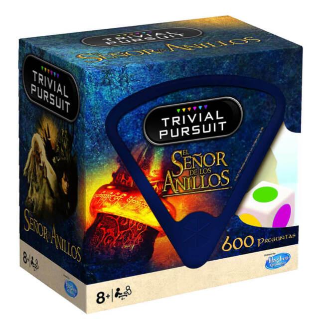 Trivial Pursuit El Señor De Los Anillos (Edición en Castellano) Juego de Memoria