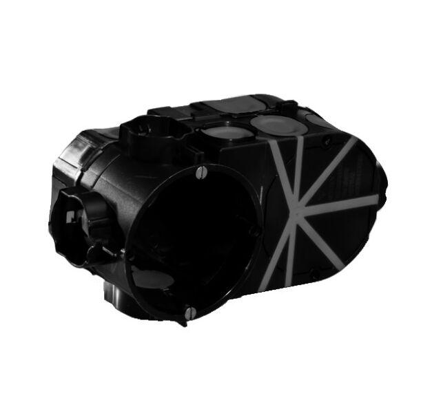 1 Stück Unterputz Schalterdose Gerätedose Elektronikdose winddicht E550 VDE