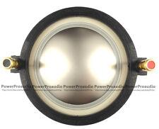 1pcs Replacement diaphragm for 74.46 mm Diaphragm for B&C DE800 8 ohms