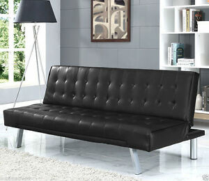 Image Is Loading Cheap New Visco 3 Seater Faux Leather In