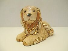 De Rosa Rinconada 805 Golden Retriever Dog Silver Anniversary Retired