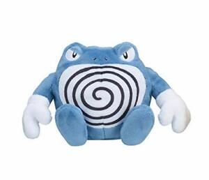 Pokemon-Center-Original-Limited-Plush-Doll-Pokemon-fit-Poliwrath-import-japan