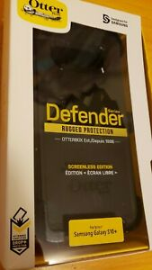 Otterbox-Defender-Series-Case-w-Holster-for-Samsung-Galaxy-S10-Black