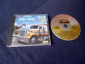 CD Stars & Trucks FOLGE 5 Tom Astor Jonny Hill Tennessee Gunter Gabriel ARIOLA