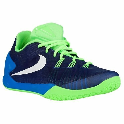705363-413 Nike HyperChase 2015 Basketball Blue/Green/Soar/White 8-12 NIB