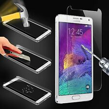 Samsung Galaxy Note 4 Premium Ultra Clear Real Temper Glass Screen Protector