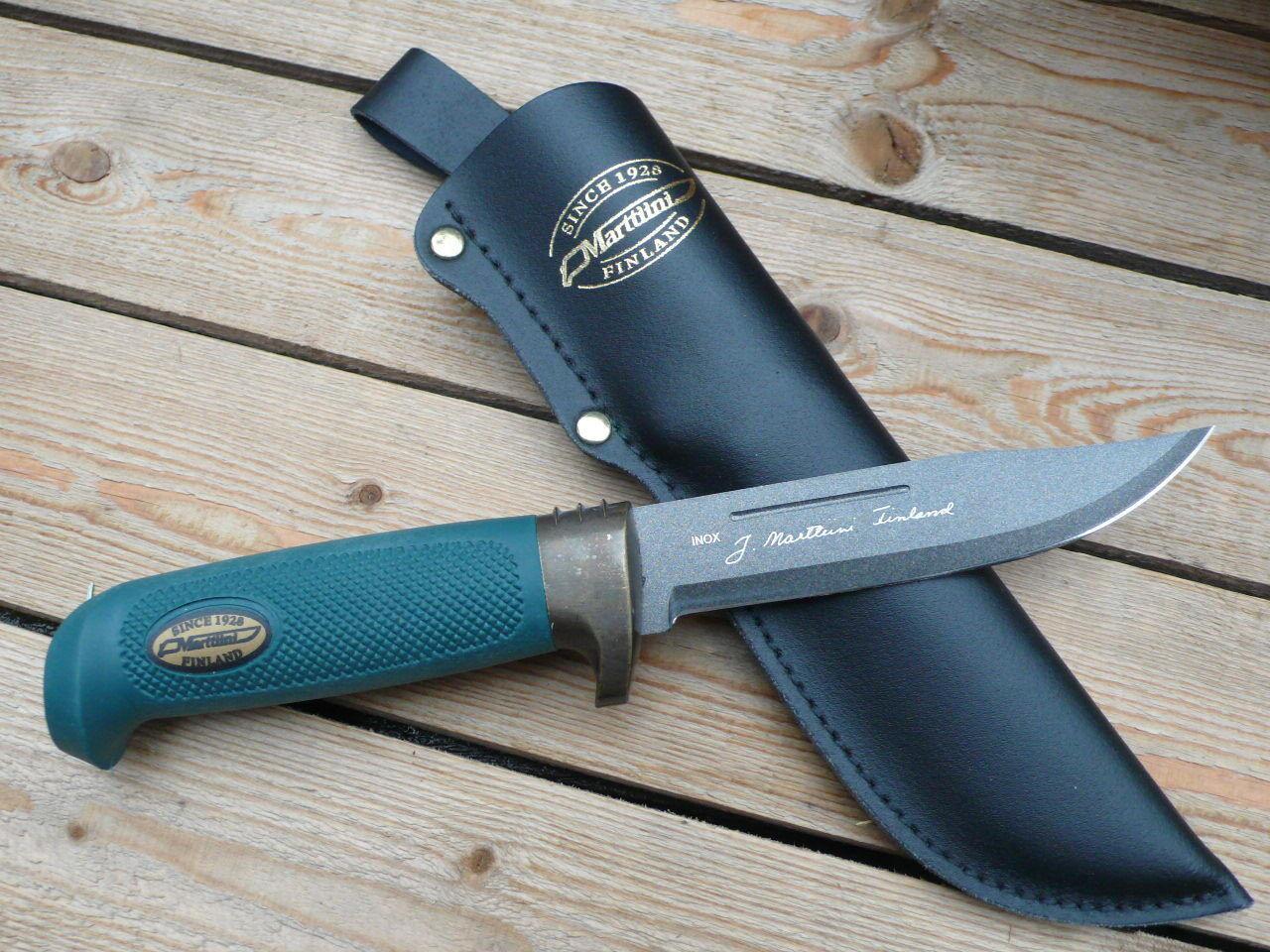 Marttiini Jagdmesser Outdoormesser Outdoormesser Outdoormesser Arbeitsmesser Angler Messer Gürtelmesser 1413 c90b8d