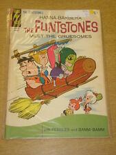 FLINTSTONES #24 FN- (5.5) DELL/GOLDKEY COMICS JANUARY 1965