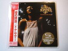 """Donna Summer """"Love to Love You Baby"""" Japan mini lp SHM CD"""