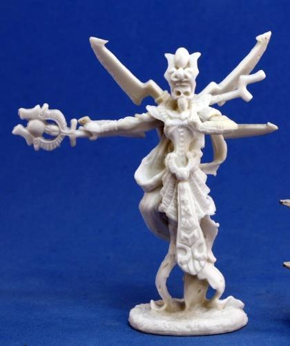 Mummy Lich (1) Bones Miniature by Reaper Miniatures RPR 77147