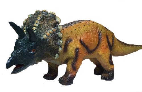 Gran dinosaurio De Goma Espuma Suave Juego Juguete Niños Animales Figuras De Acción Raptor Trex