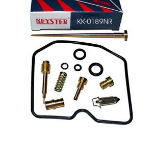 Carburetor Repair Set KR Vergaser-Dichtsatz KAWASAKI GPZ 500 S 87-03  ..