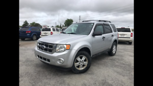 2010 Ford Escape XLT V6 4X4!