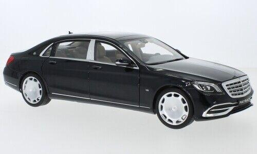 Norev 2020 Mercedes Benz Maybach S 650 X222 Nero Mettuttiico Fornitore ed 118