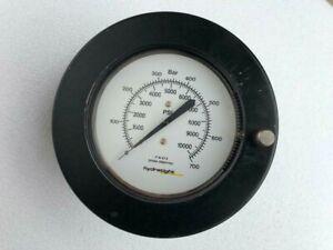Hydratight 3D Instruments X1-2 700 Barre / 10,000 Psi Jauge Pour Hydraulique