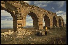 525000 Roman Architecture At Aqueduct Tunisia A4 Photo Print