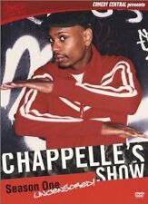 Brand New DVD Chappelle's Show - Season 1 Uncensored Liz Beckham Fay Wolf