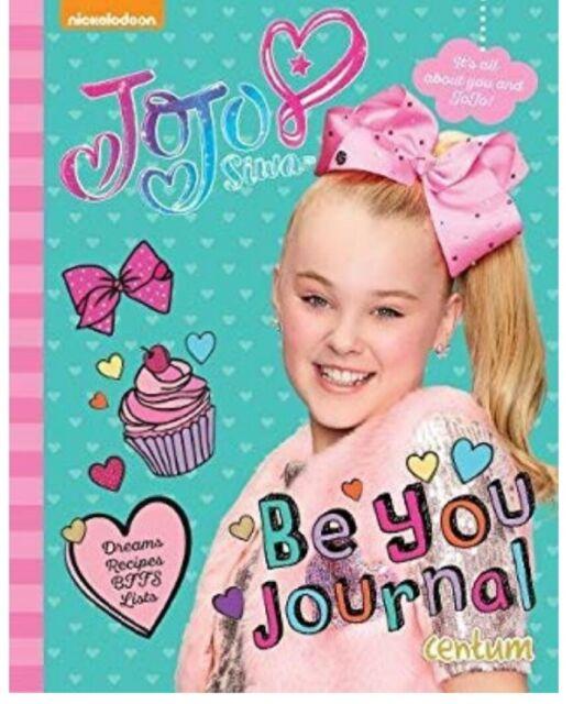 JoJo Siwa Be You Journal Hardcover